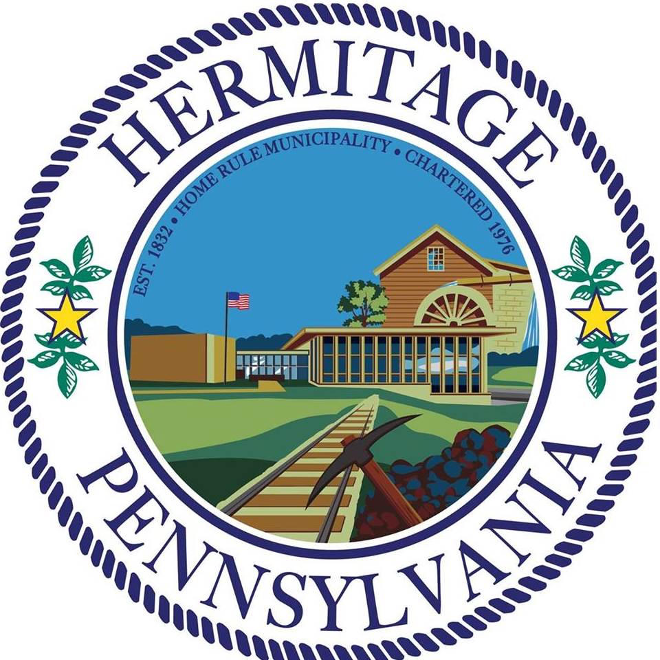 City of Hermitage Seal