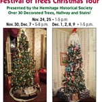 Festival of Trees Tour