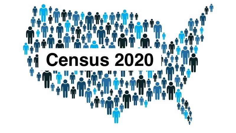 Census-2020 - United States - people- logo