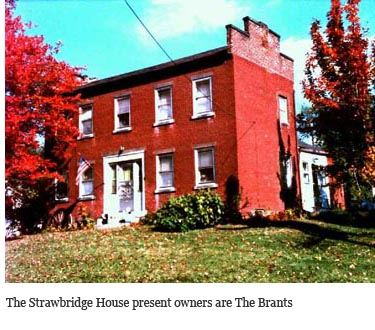 Strawbridge House