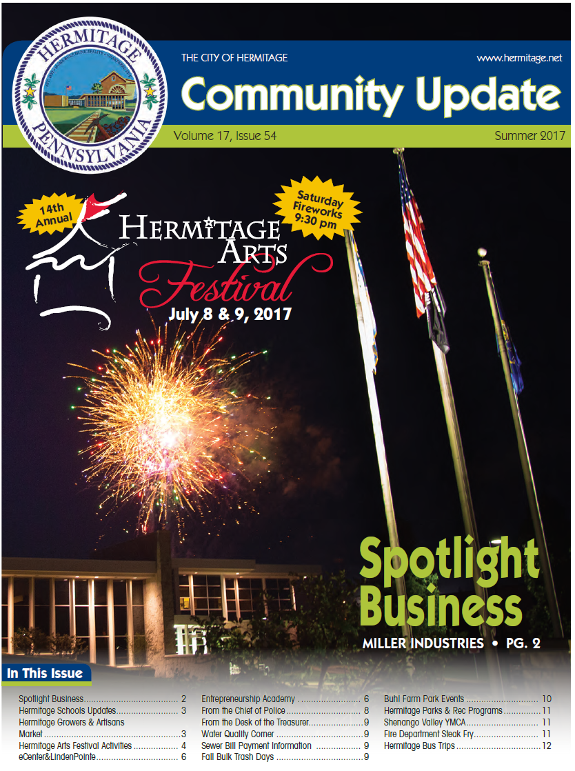 Summer Newsletter Cover