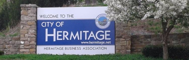 Welcome to the City of Hermitage